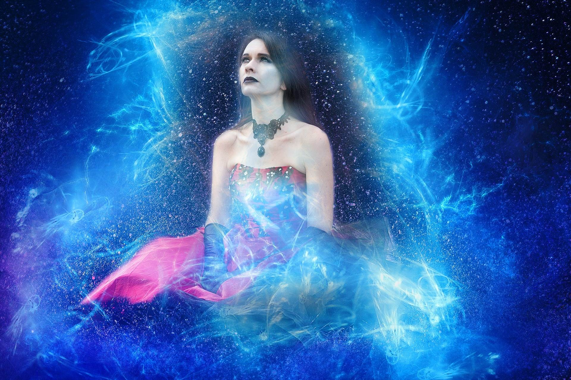 Auras and psychic reading